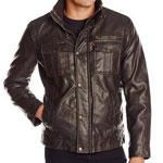 Levis Leather Trucker Jacket