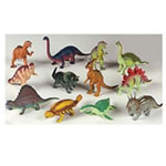 Assorted Dinosaur Toys
