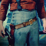 Captain Malcolm Reynolds Belt Holster Combo