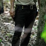Rick Grimes Black Jeans