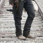 Rick Grimes Boots