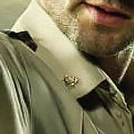 Rick Grimes Collar Pins