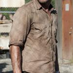 Rick Grimes Khaki Shirt