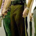 Rick Grimes Sheriff Pants