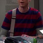Sheldon Cooper Sand Undershirt