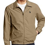 US Khaki Polo Jacket
