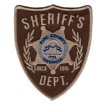 Replica Sheriffs Patch