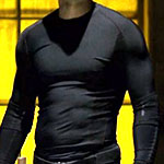 Daredevil Black Compression Shirt