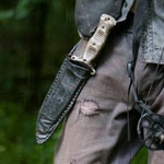 Daryl Dixon Knife Sheath