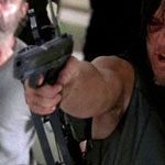 Daryl Dixon Smith and Wesson M and P