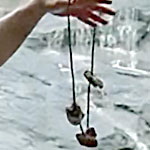 Daryl Dixon Walker Ear Necklace