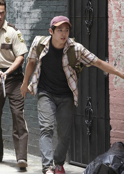 Glenn Rhee Fullbody Hat