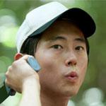 Glenn Rhee Baseball Cap