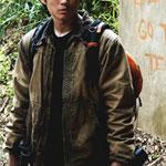 Glenn Rhee Carhartt Jacket