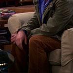 Leonard Hofstadter Corduroy Pants
