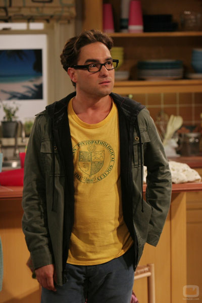 Leonard Hofstadter Yellow Shirt Jacket
