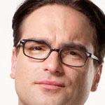 Leonard Hofstadter Glasses