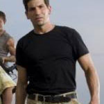 Shane Walsh Black T-Shirt