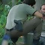 Shane Walsh Brown Pants
