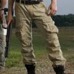 Shane Walsh Khaki Pants
