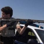 Shane Walsh Mossberg Shotgun
