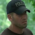 Shane Walsh Police Hat