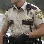 Shane Walsh Sheriff Shirt