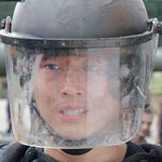 Glenn Rhee Face Shield