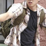 Glenn Rhee Olive Backpack