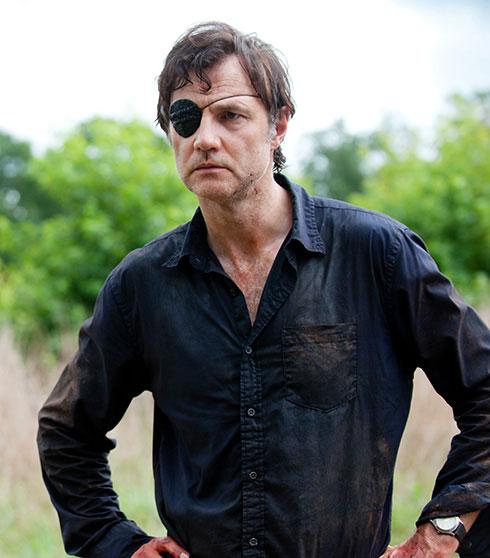 The Governor Blue Shirt