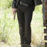 The Governor Black Pants