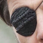 The Governor Eye Patch