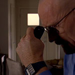Walter White Calculator Watch