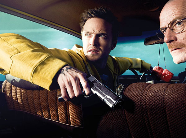 Jesse Pinkman Yellow Jacket
