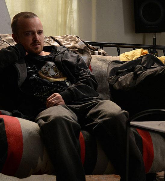 Jesse Pinkman Sitting