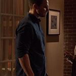 Oliver Queen Indigo Denim Shirt