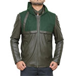 Green Arrow Hoodie Jacket