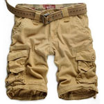 Match Mens Cargo Shorts