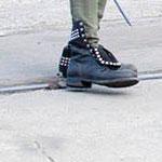 Michonne's Boots