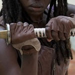 Michonne's Gloves