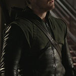 The Arrow's Green Jacket