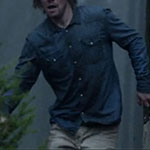 Oliver Queen's Island Denim Shirt