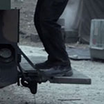 Oliver Queen's Island Soldier Boots