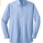 Port Authority Long Sleeve Button Up Shirt