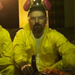 Walter Whites Yellow Jumpsuit