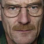 Walter White Mustache