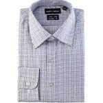 Alberto Grid Shirt