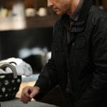 Ben Harmon's Black Jacket