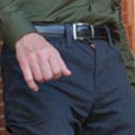 Ben Harmon's Navy Slacks