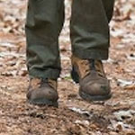 Eugene Porter's Boots